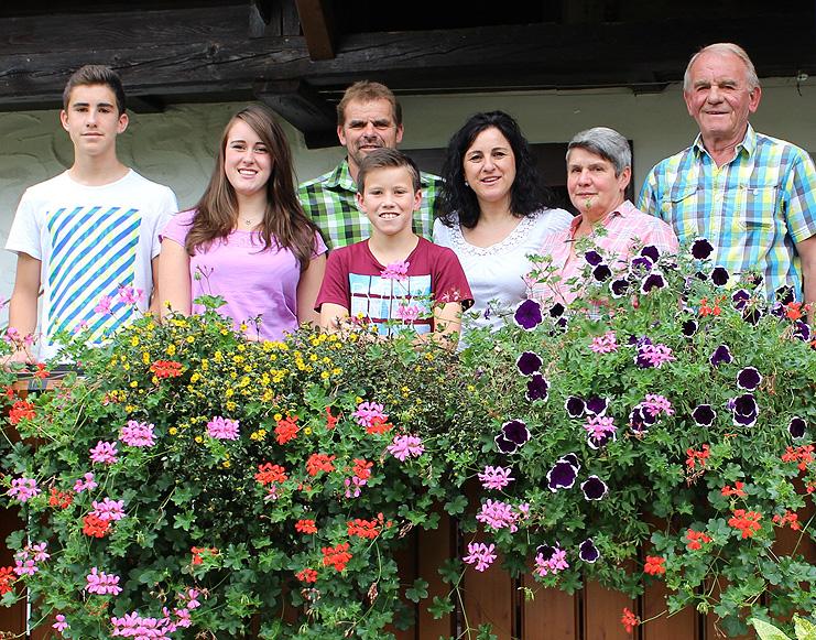 Familie Fehrenbach
